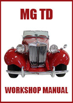 MG TD Workshop Manual